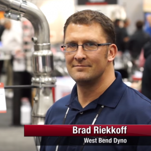 Dynatech + West Bend Dyno at PRI