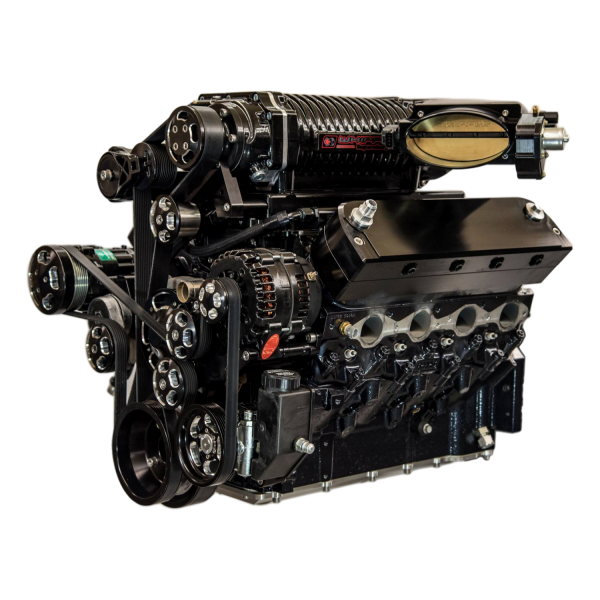416LS3WH4.5-CE SUPERCHARGED 416 LS3 WHIPPLE 4.5L 1,100 HP COMPLETE ENGINE
