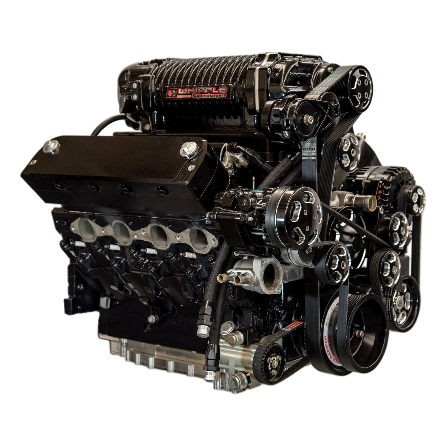Whipple Supercharger Inlet – engine