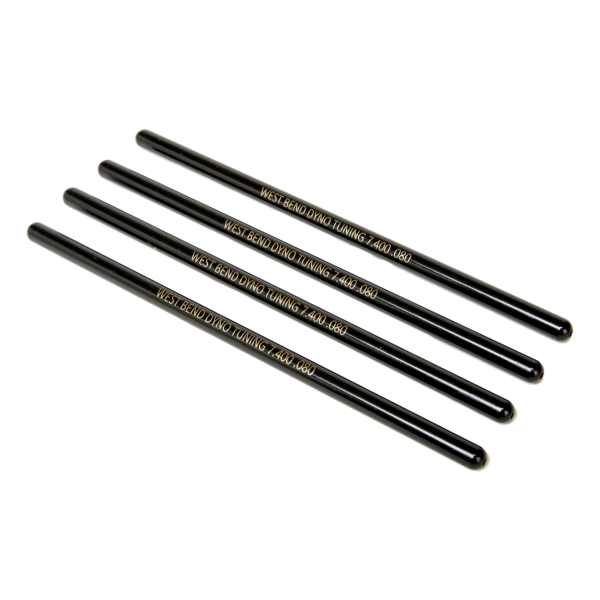 LSPR7.400 WBD PUSH RODS FOR INDIVIDUAL SALE PACK OF 16