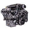 SUPERCHARGED 416 LS3 WHIPPLE 2.9L 900 HP COMPLETE ENGINE PACKAGE