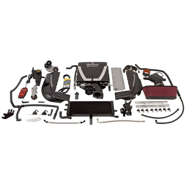 WBD-1593 E-Force Supercharger for 2005-07 Corvette LS2 - Stage 1